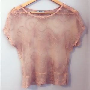 Do & Be lace blouse